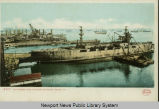 Shipyards and Harbor, Newport...